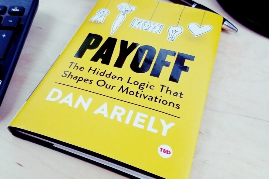 On Performance and Motivation - Payoff by Dan Ariely (or Drive by Dan Pink).