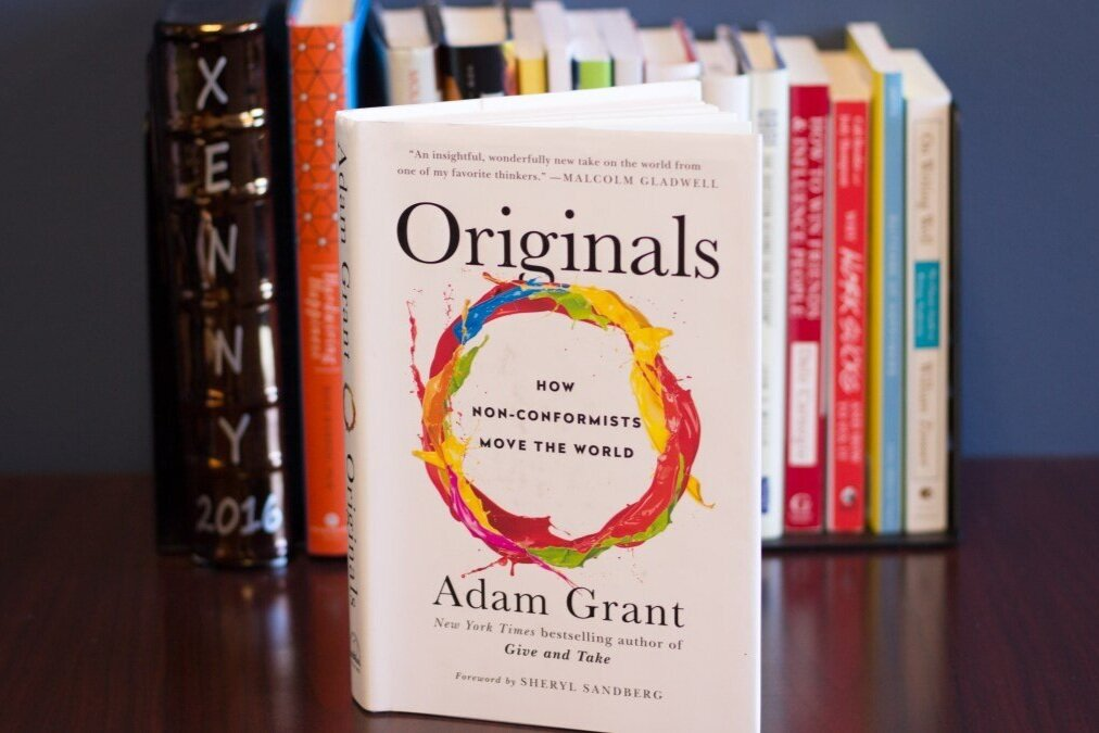 On Innovation - Originals by Adam Grant (or Rebel Ideas by Matthew Syed).