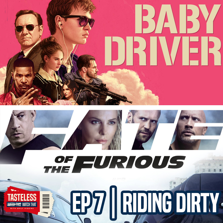Baby Driver vs The Fate of the Furious