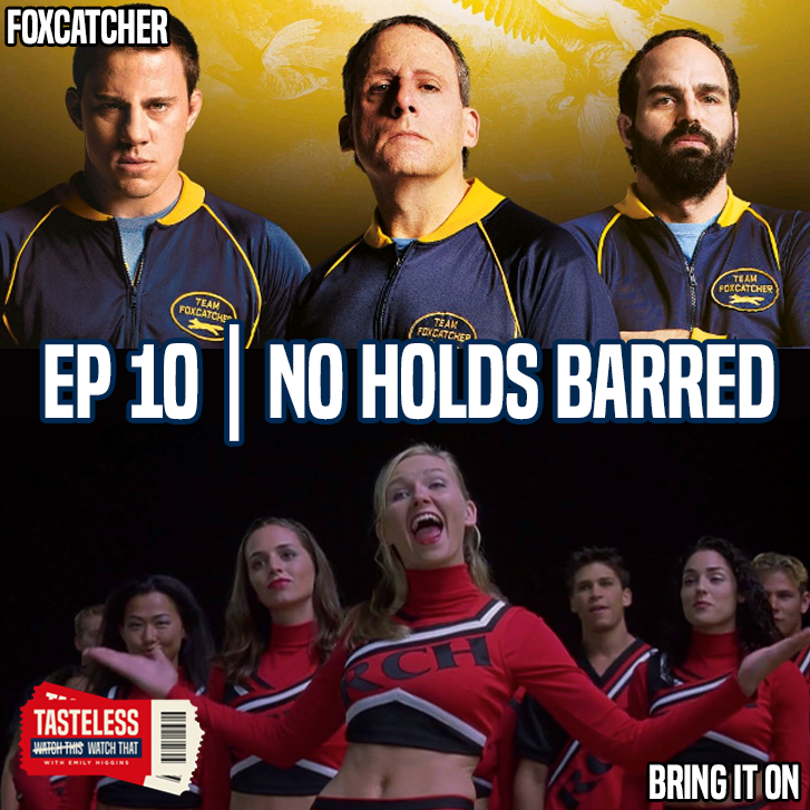 Foxcatcher vs Bring It On