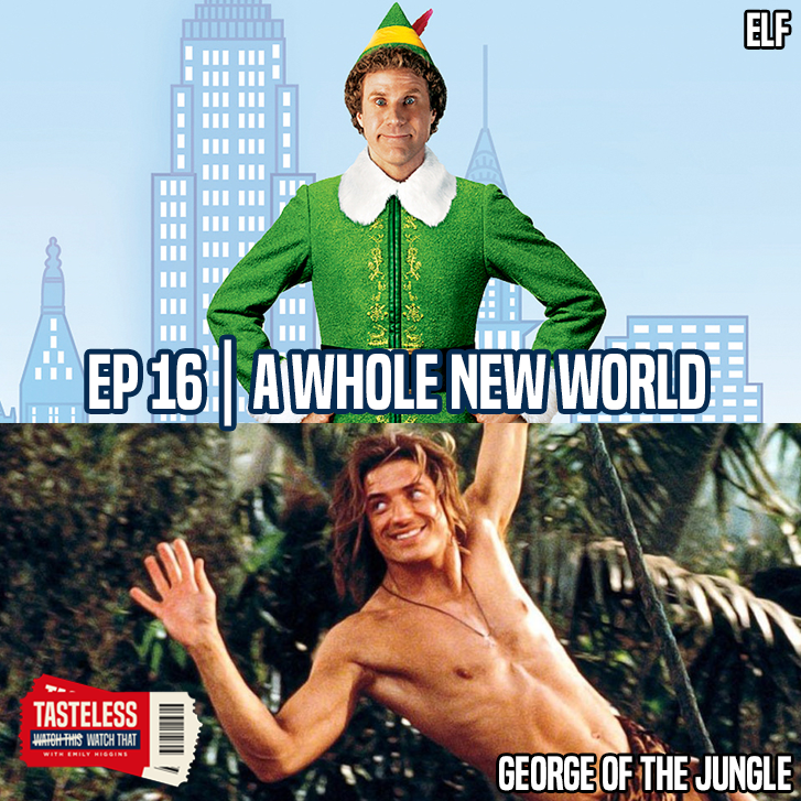 Elf vs George of the Jungle