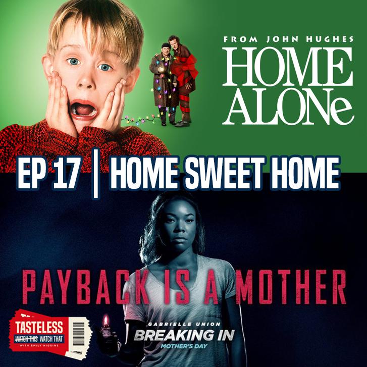 Home Alone vs Breaking In