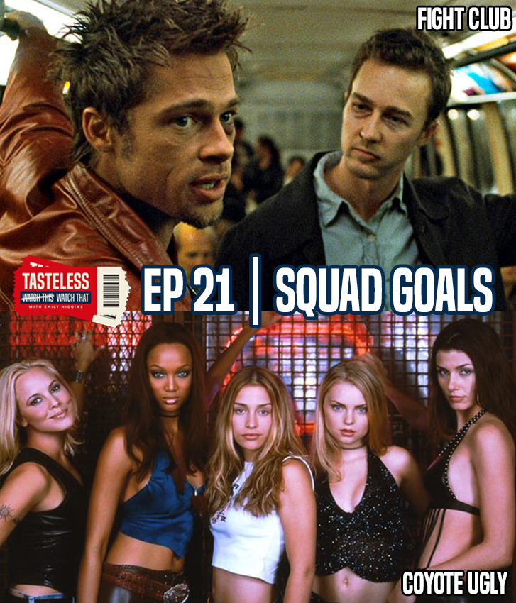 Fight Club vs Coyote Ugly