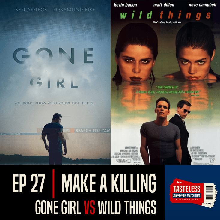 Gone Girl vs Wild Things