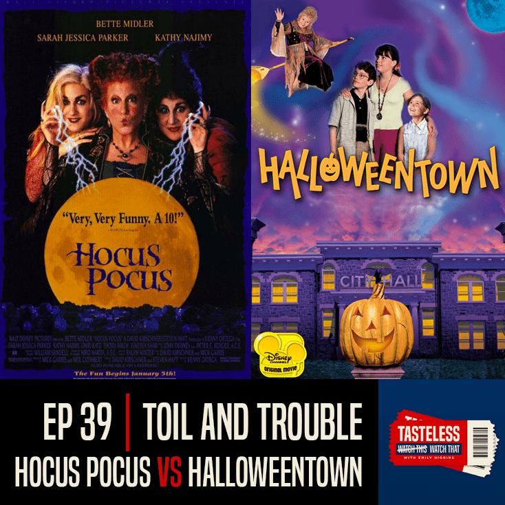 Hocus Pocus vs Halloweentown