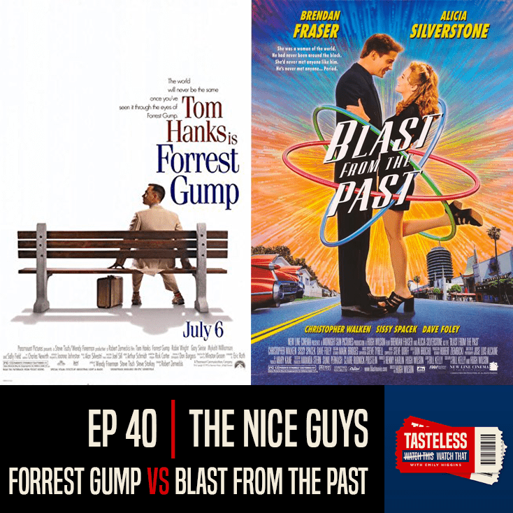 Forrest Gump vs Blast from the Past