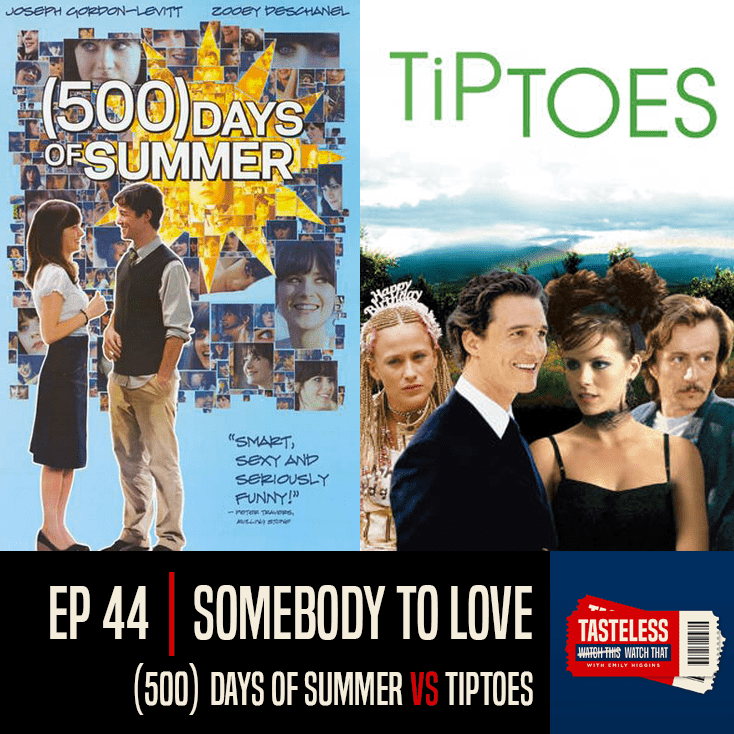 500 Days of Summer vs Tiptoes