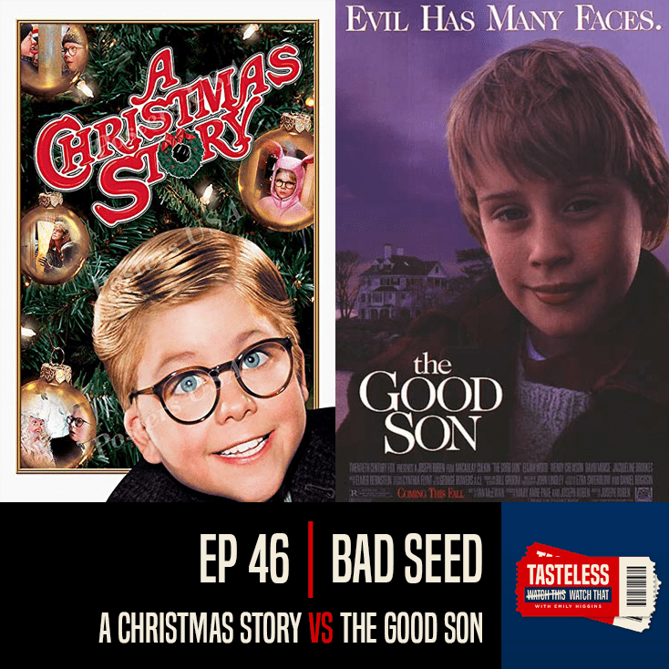 A Christmas Story vs The Good Son