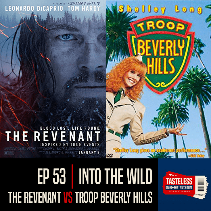 The Revenant vs Troop Beverly Hills