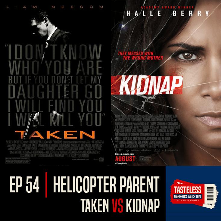 Taken vs Kidnap