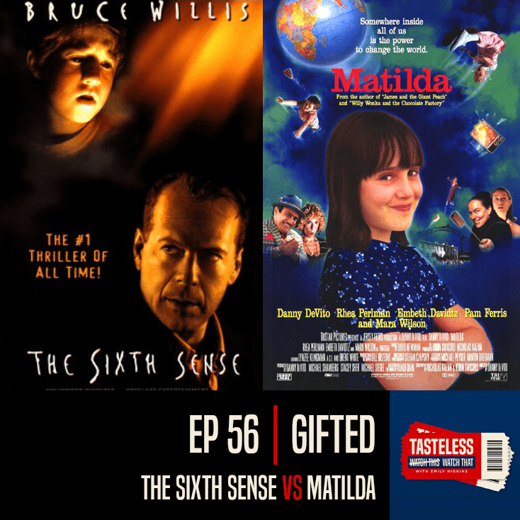 The Sixth Sense vs Matilda