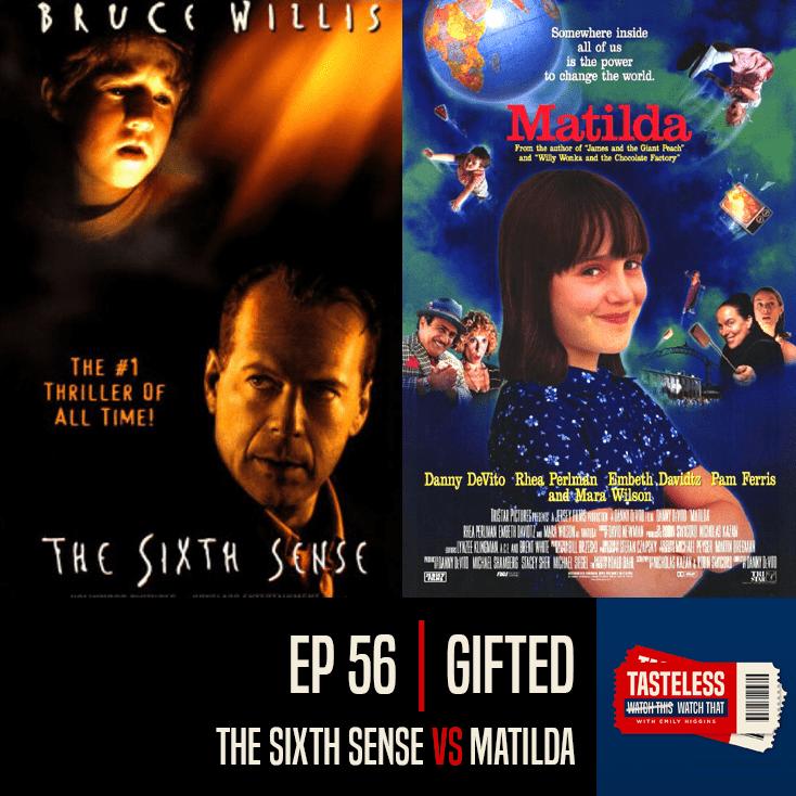The Sixth Sense vs Matilda