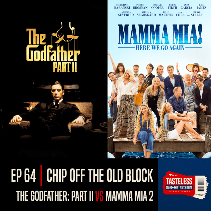 The Godfather Part II vs Mamma Mia Here We Go Again