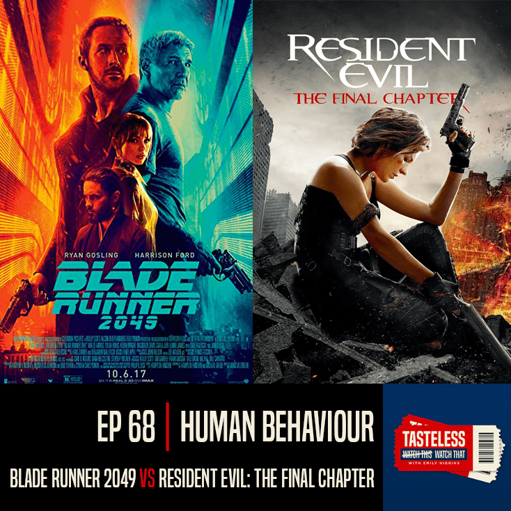 Blade Runner 2049 vs Resident Evil The Final Chapter