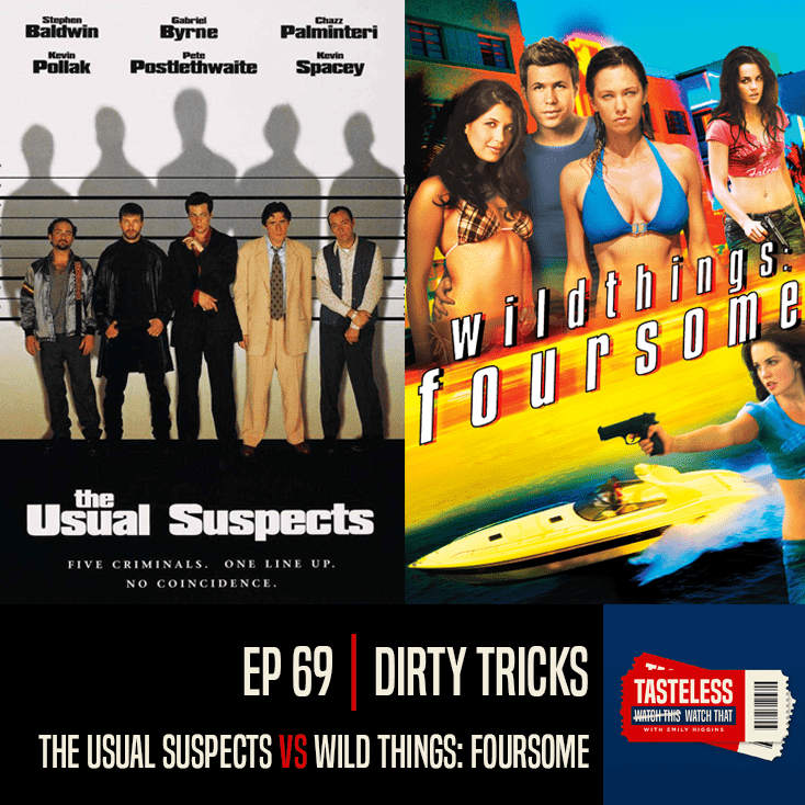 The Usual Suspects vs Wild Things Foursome