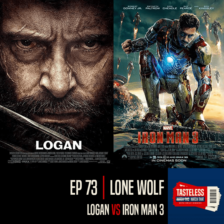Logan vs Iron Man 3