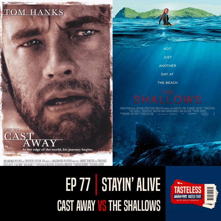 Cast Away vs The Shallows