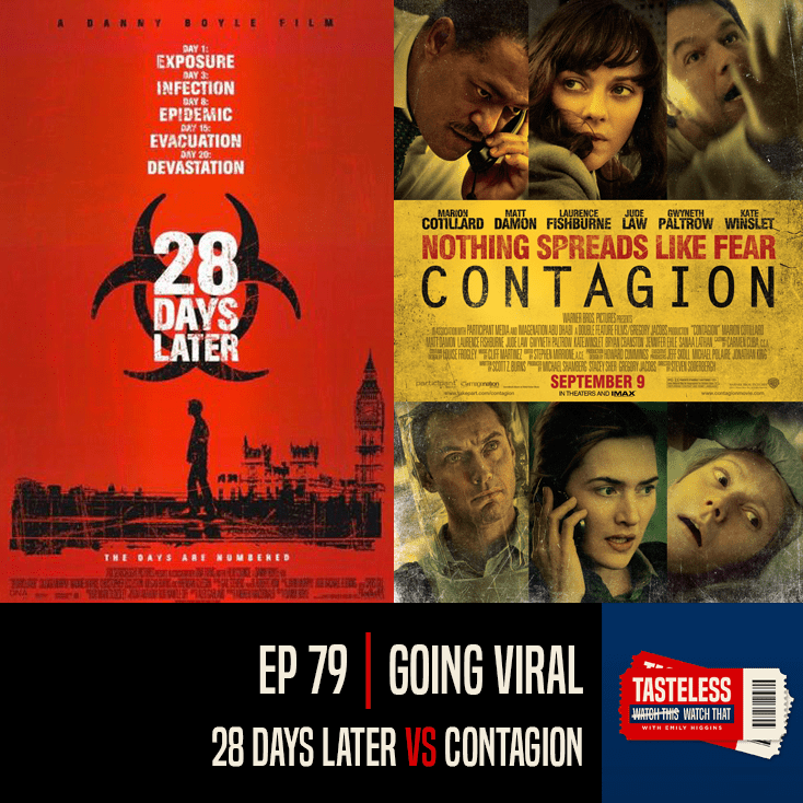 28 Days Later vs Contagion
