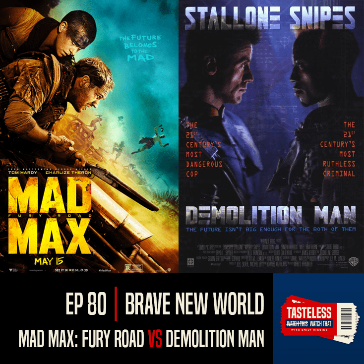 Mad Max Fury Road vs Demolition Man