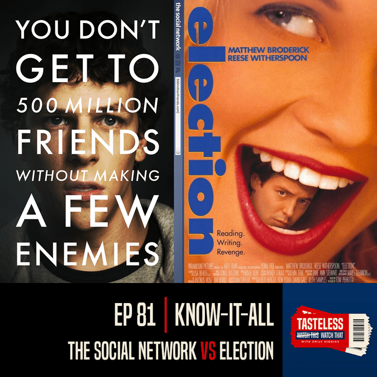 The Social Network vs Election