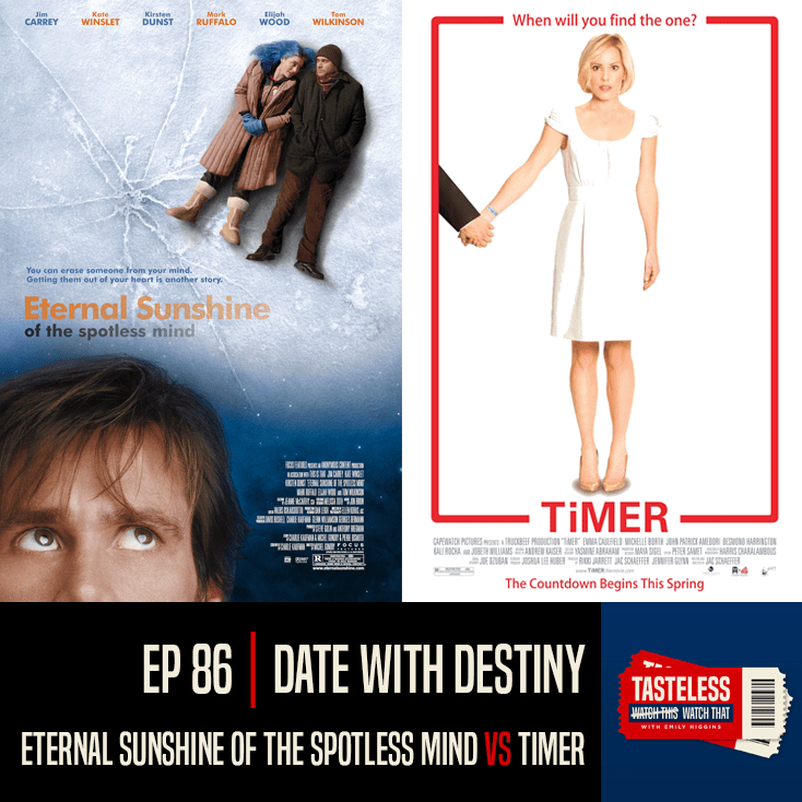Eternal Sunshine of the Spotless Mind vs TiMER