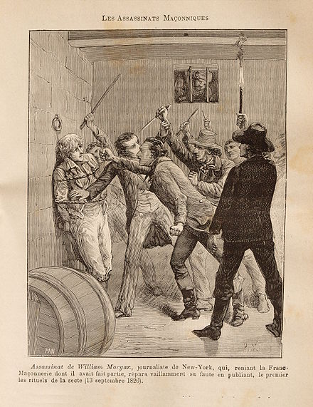 The Assassination of William Morgan