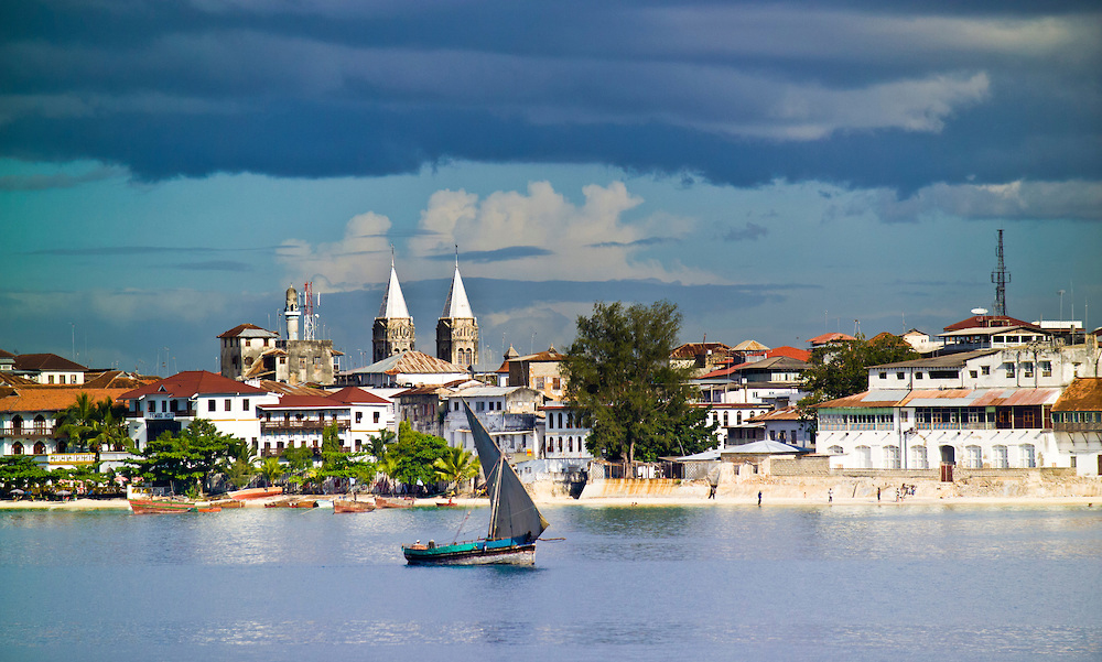 Zanzibar Stone Town - Stone Town has multiple beautiful rooftop restaurants, some very interesting museums and many buzzing food and spice markets.
