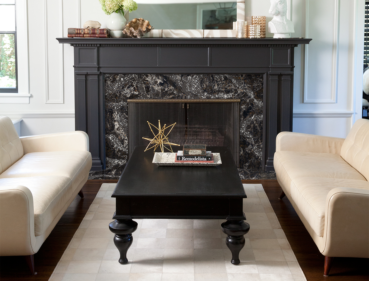 How To Care For Granite And Marble Fireplace Surrounds The Edge Countertops