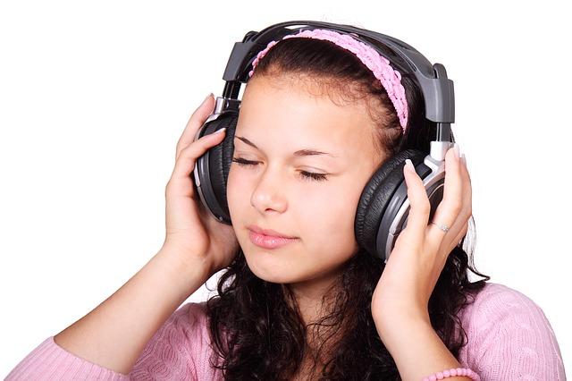 ASMR headphones