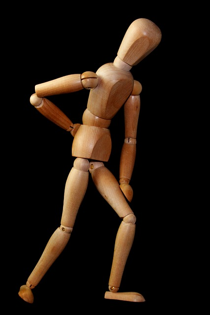 congenital insensitivity to pain wooden model