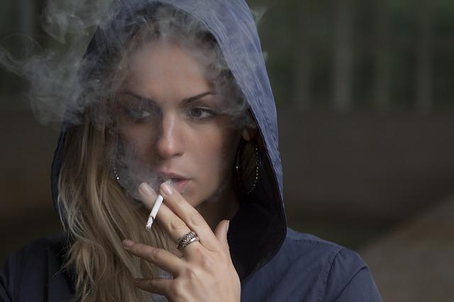 smoking pharmacology nicotine