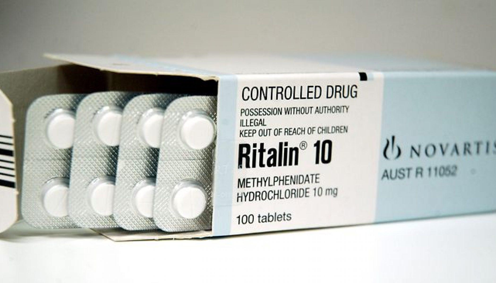 ritalin vs adderall drug adhd