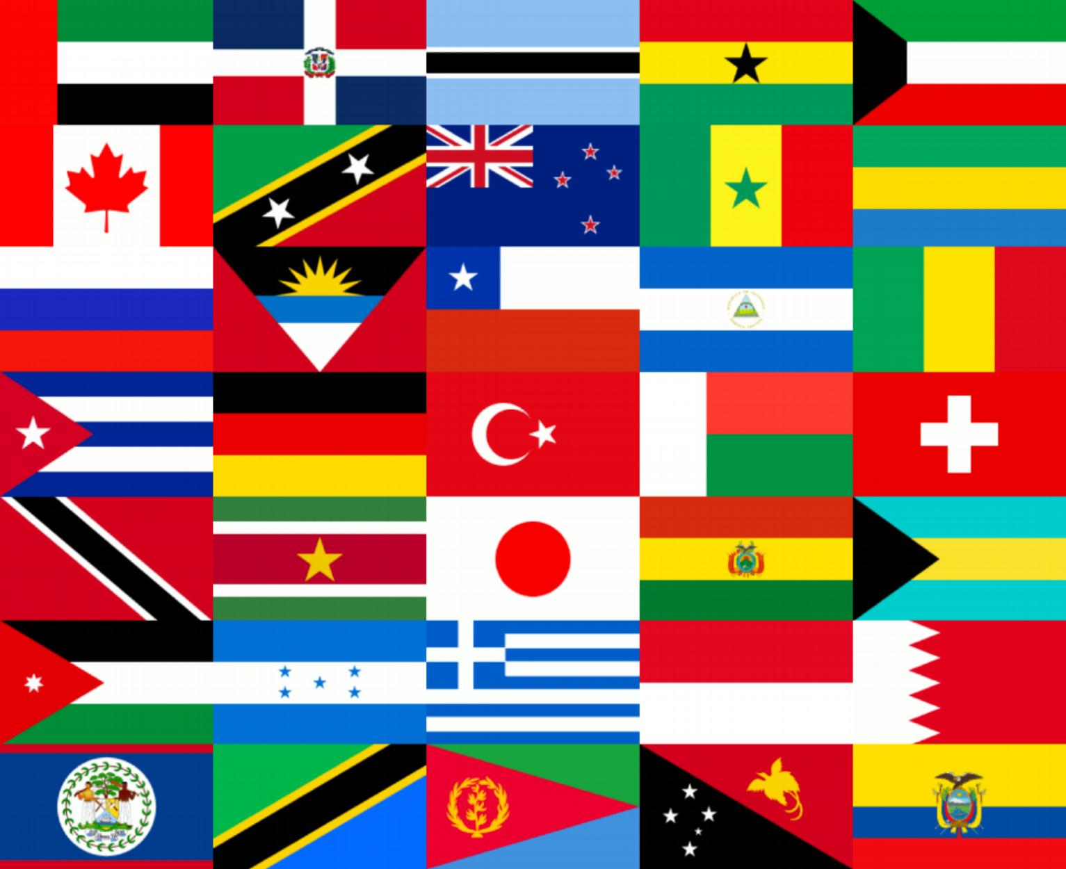 Season 1 flags