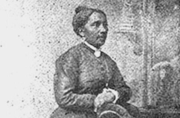 Portrait of Elizabeth Jennings in 1895, courtesy of  Listverse