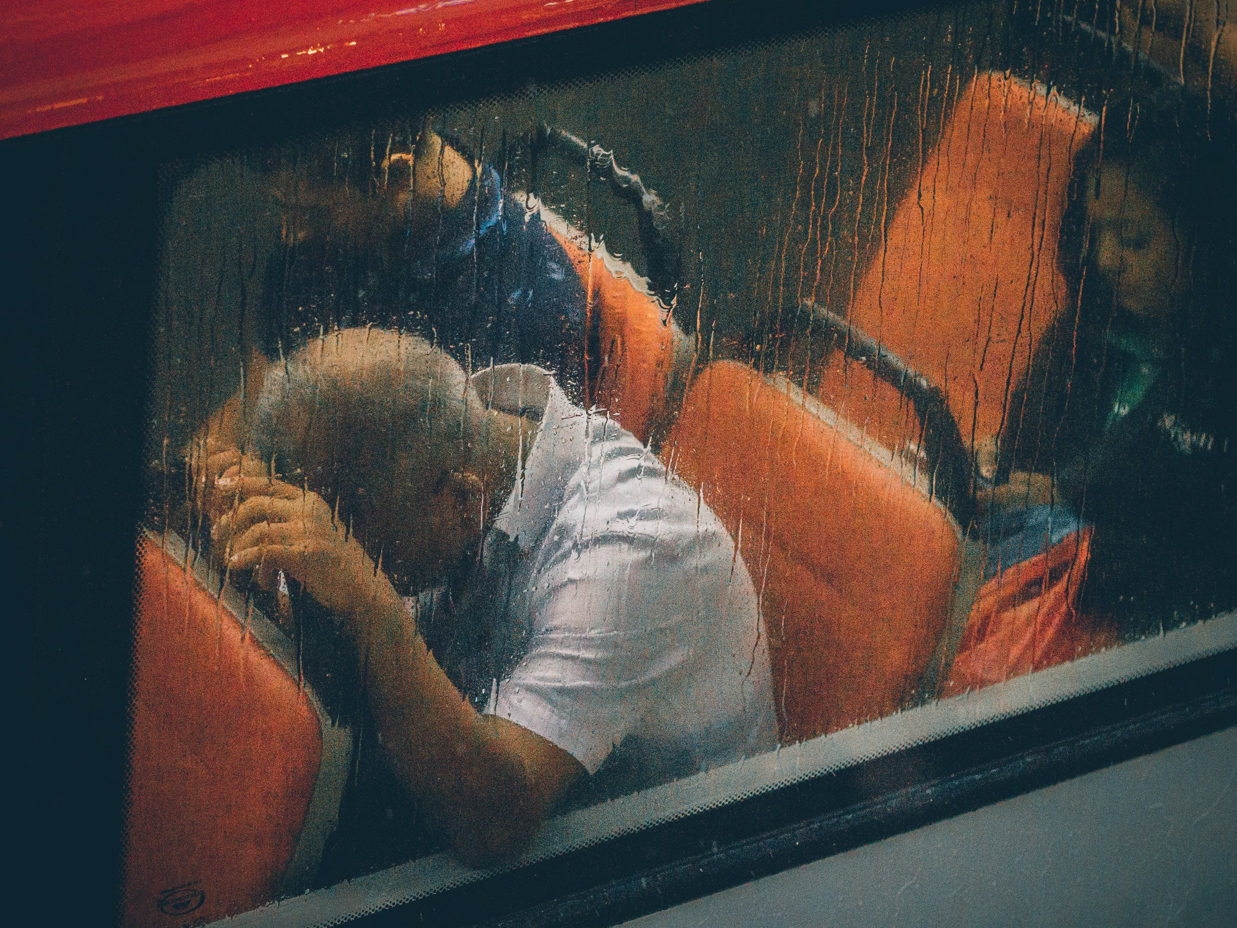 Me all day on the horrible, terrible trains (#k1enksvsthemta)