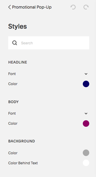 Squarespace Styles