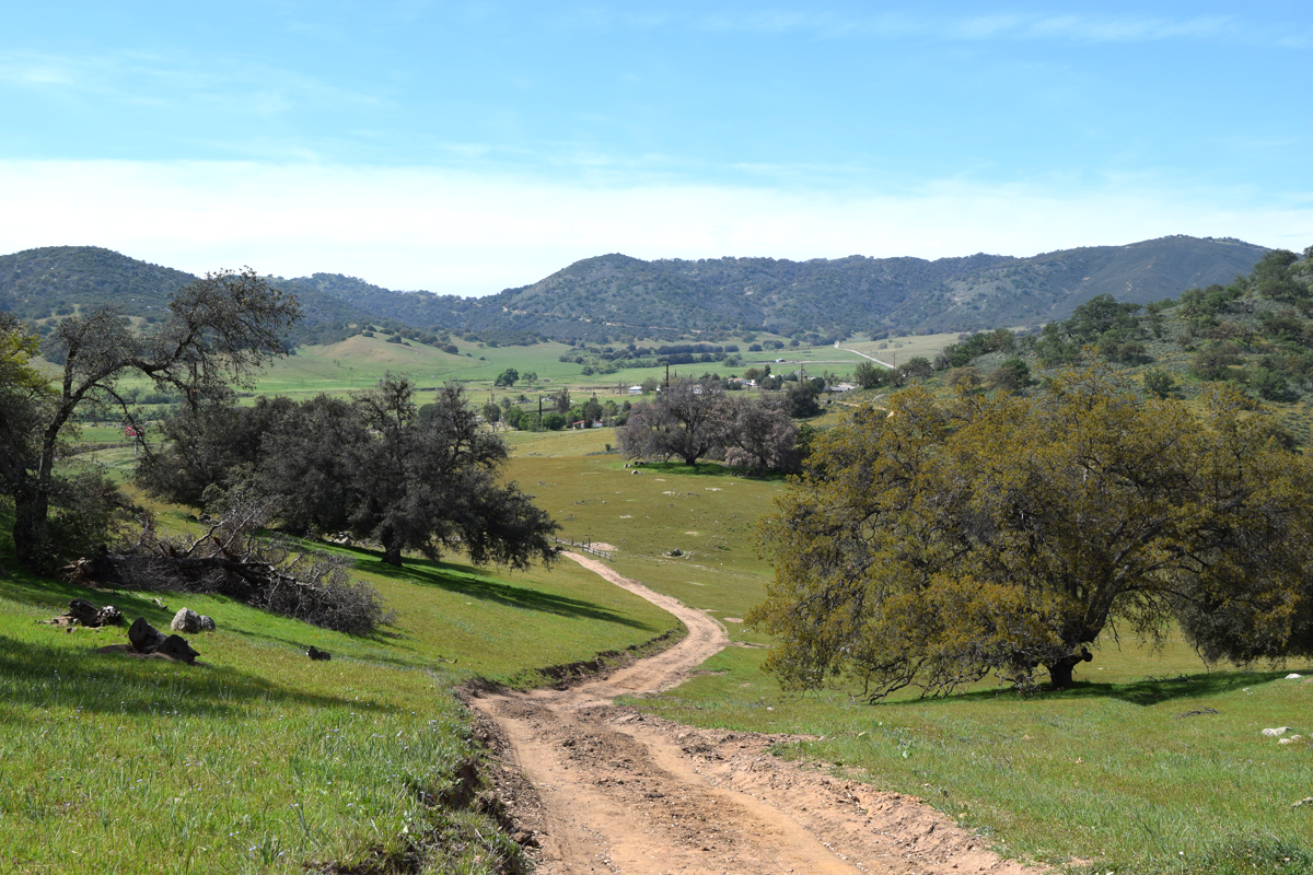 Santa Ysabel Preserves - Farmer Rd./Julian Orchards Dr. • 760-765-4098East | Farmer Staging: Take Hwy. 78/79 into Julian to Main Street. Going north, Main Street becomes Farmer Road. Go to Wynola Road and turn right, then left back onto Farmer Road. Pass Volcan Mountain Wilderness Preserve sign on right, preserve will be on the left about one mile from the Volcan sign.East | Hwy. 79 Trailhead: Take Hwy. 78 into Santa Ysabel. Turn north onto Hwy. 79. Trailhead is 1.5 miles north of Santa Ysabel, south of the Santa Ysabel Mission.West: Take Hwy. 78 to Santa Ysabel. Staging area is one mile west of Santa Ysabel on Hwy. 78 at Call Box 495.