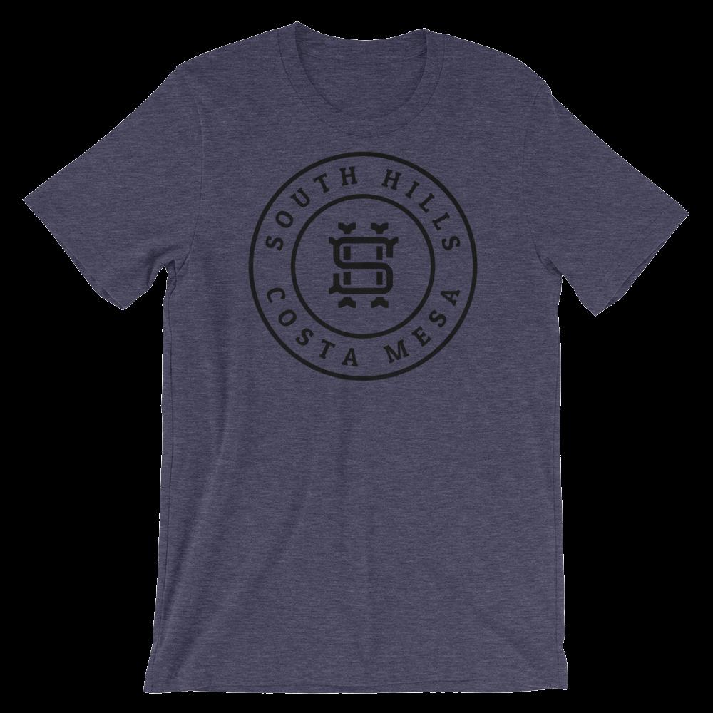SHCM-Baseball-Badge-Black2x_mockup_Front_Wrinkled_Heather-Midnight-Navy.png