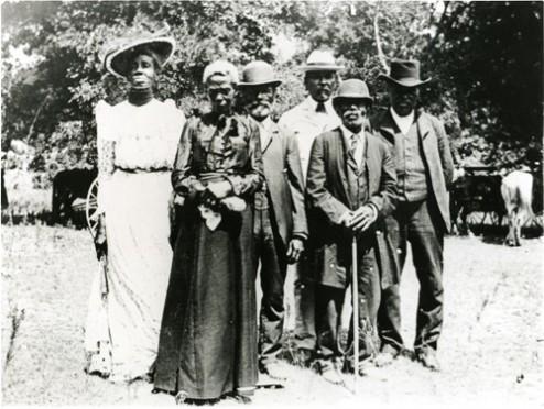 Texas Juneteenth Celebration, 1900 Austin History Center at Austin Public Library