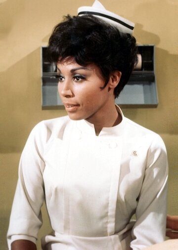 Diahann as Nurse Julia