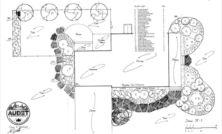 DESIGN - Every great project starts with a detailed plan.Garden layoutsPlant selectionStone walls, structures, and outdoor kitchensStyling, themes, and customized community areasStairs, walkways, and drivewaysPool patios and total outdoor project design