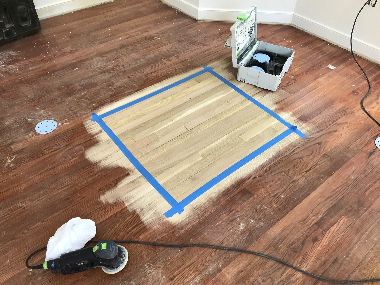 Water Based Floor Finishes