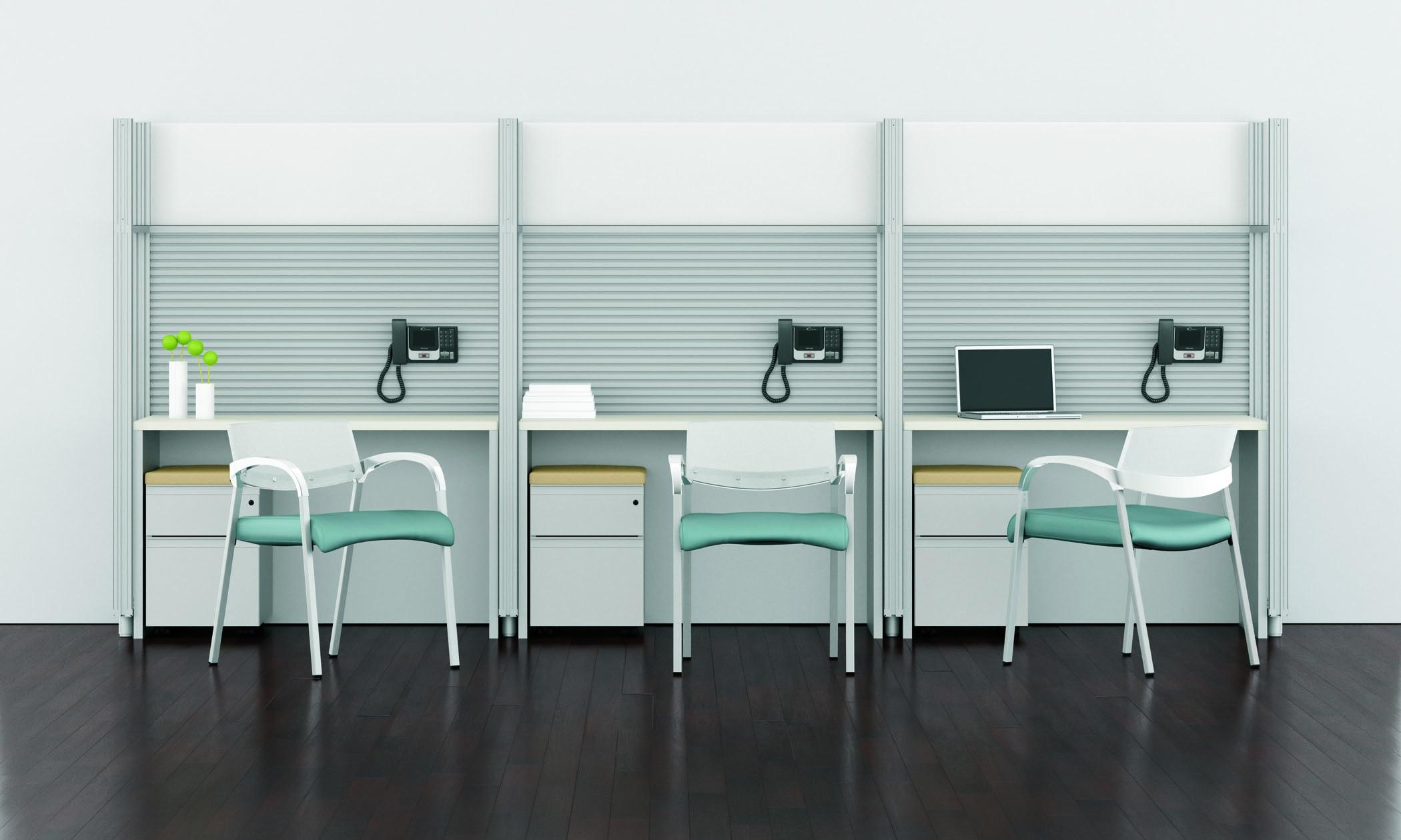 Chameleon Systems // National Office Furniture