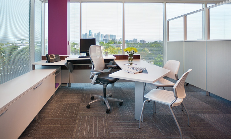 Stride Private Office // Allsteel
