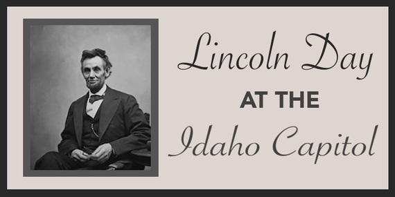 Lincoln Day at the Capitol
