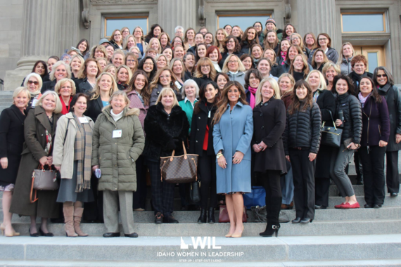 Idaho Women in Leadership at the Capitol