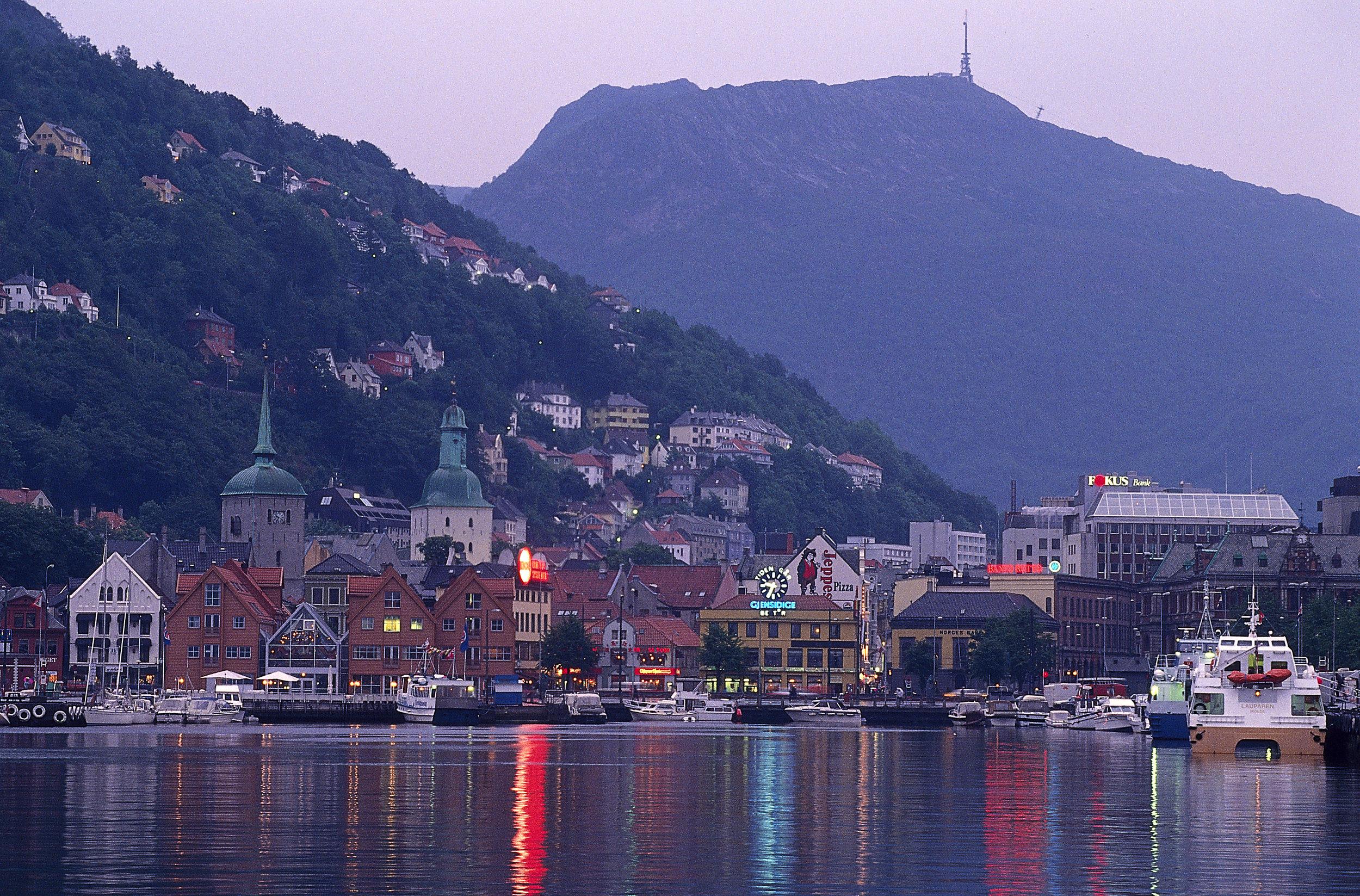 Copyright © Reserved: Bergen Reiselivslag / Oddleiv Apneseth - visitBergen.com