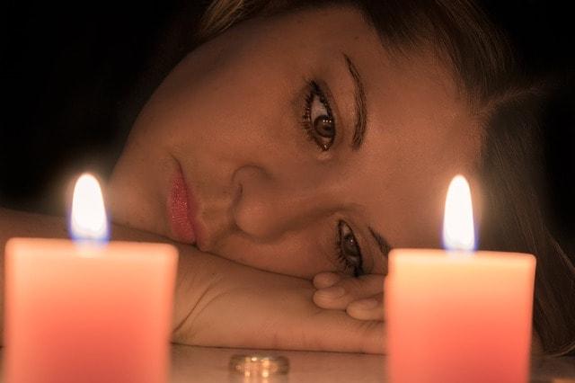 Girl Who Has Experienced Trauma