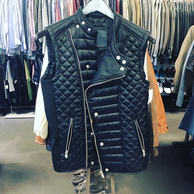 Zara Man Vest Size Small Black $30 Today Only