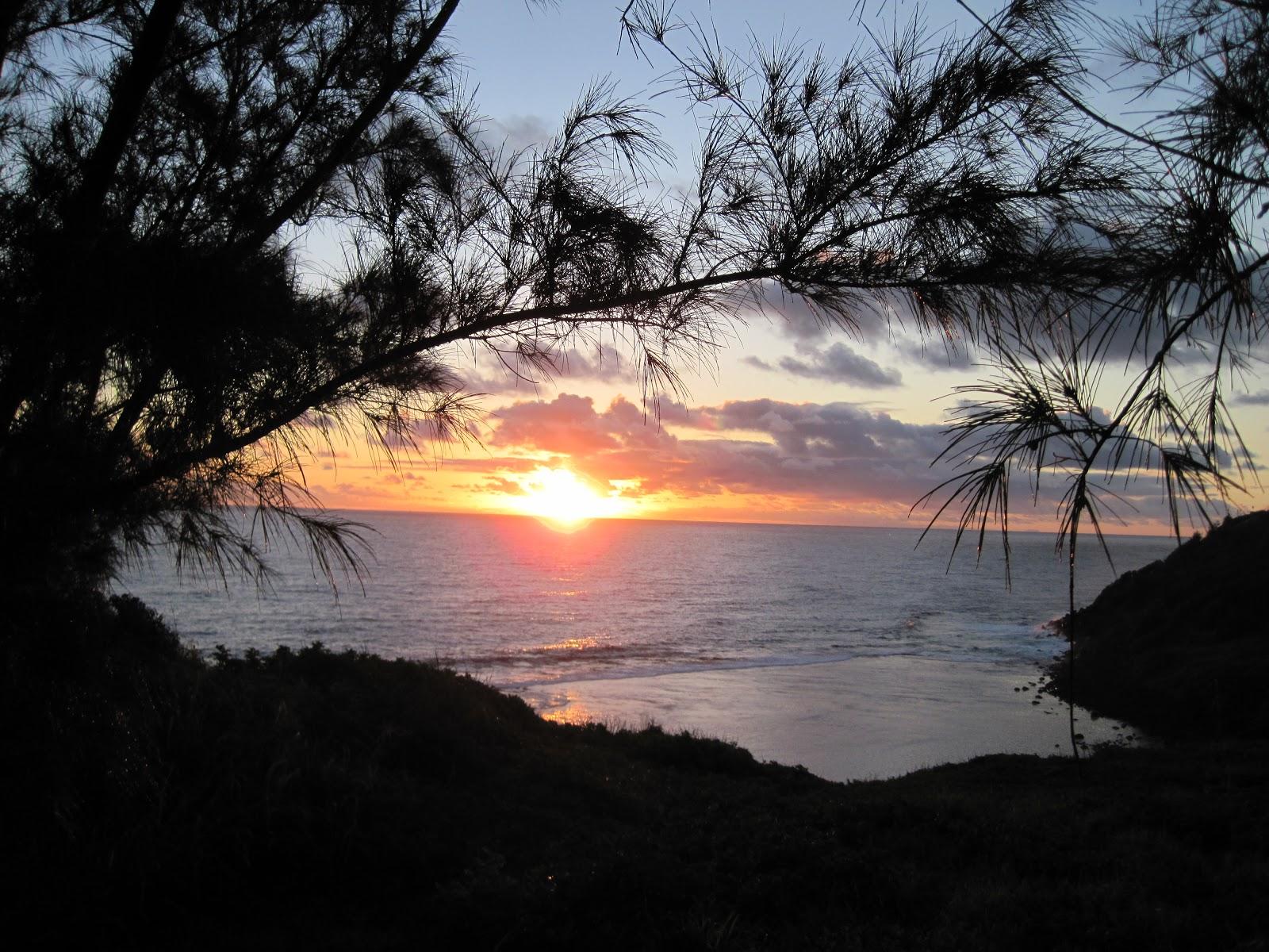 Our Closet Beach at Sunrise